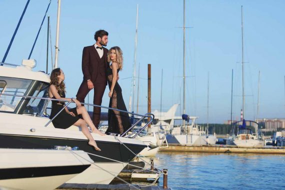 Отдых на яхтах и банкеты в Сочи